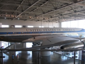 Air Force One from Nixon to Regan